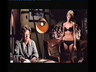 Susannah York Black Bra &..